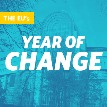 Year of Change European elections